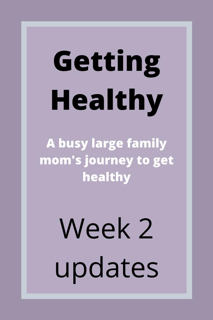 Getting Healthy (1)