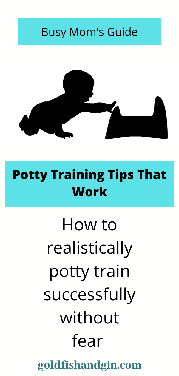 Tips for potty training your children without fear
