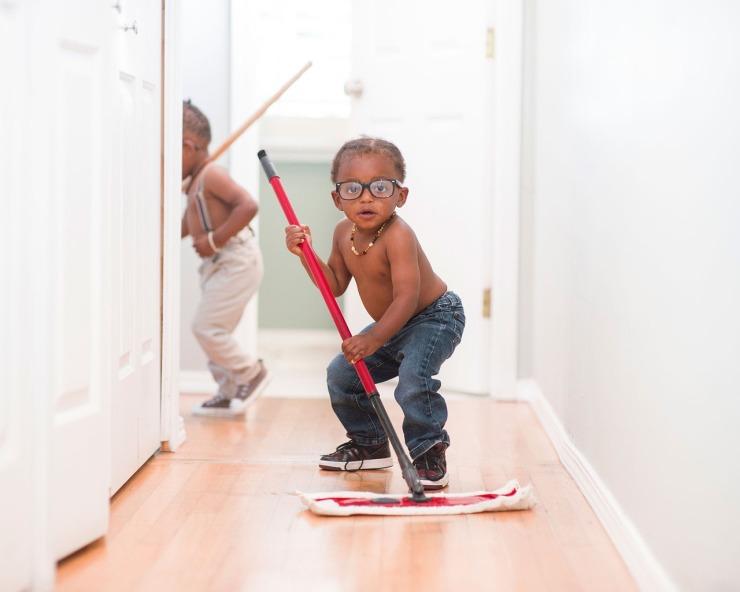 kids chore list
